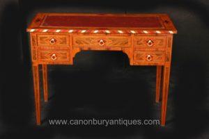 Английский Sheraton Regency стол Письменный стол