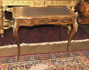 Французская империя Стол Бюро Plat Письменный стол Кингвуд