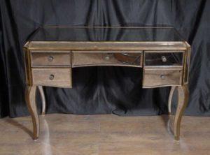 Art Deco Зеркальный Туалетный столик Письменный стол