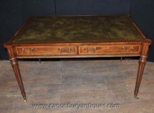 Regency Gillows Письменный стол Стол бюро красного дерева бюро