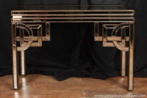 Декоративные столы для журналов в стиле ар-деко