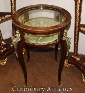 Кабинет французской бижутерии Мебель Императорской Империи Кингвуда